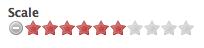 WordPress forms star ratings plugin