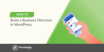how to build a business directory in WordPress