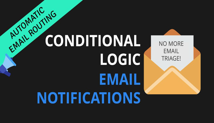 Conditional Logic WordPress Form Email Notifications