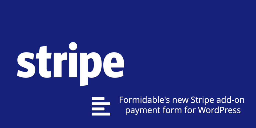Stripe Payment Form for WordPress