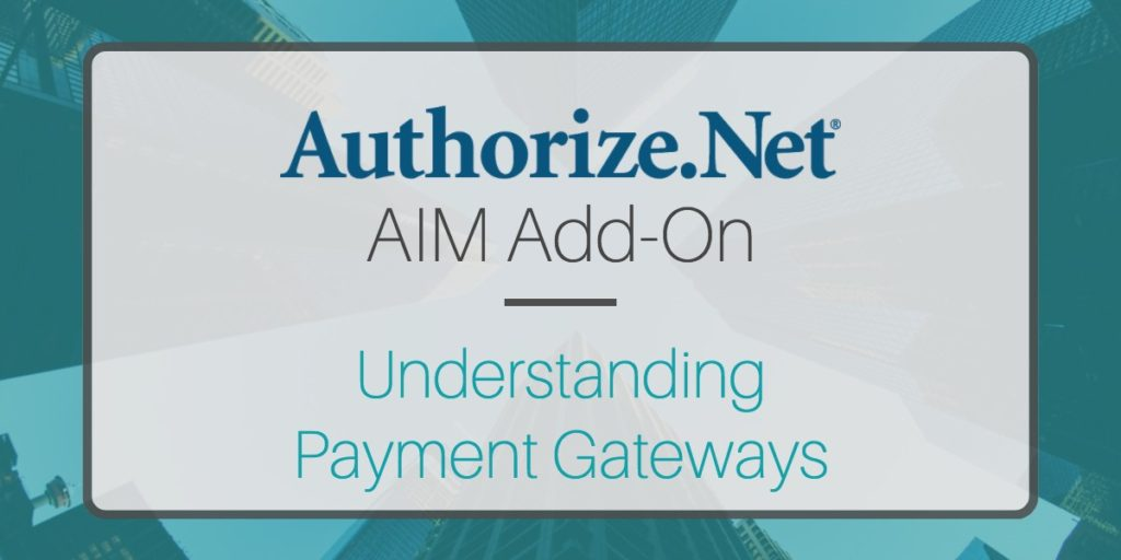 Authorize.net AIM Add-On for WordPress