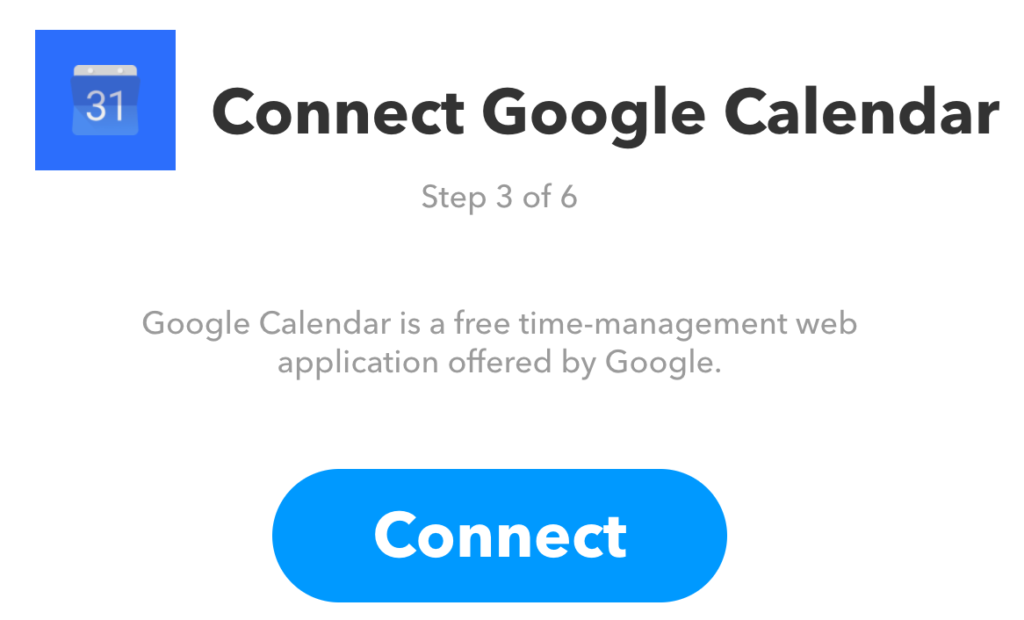 ifttt-connect-google