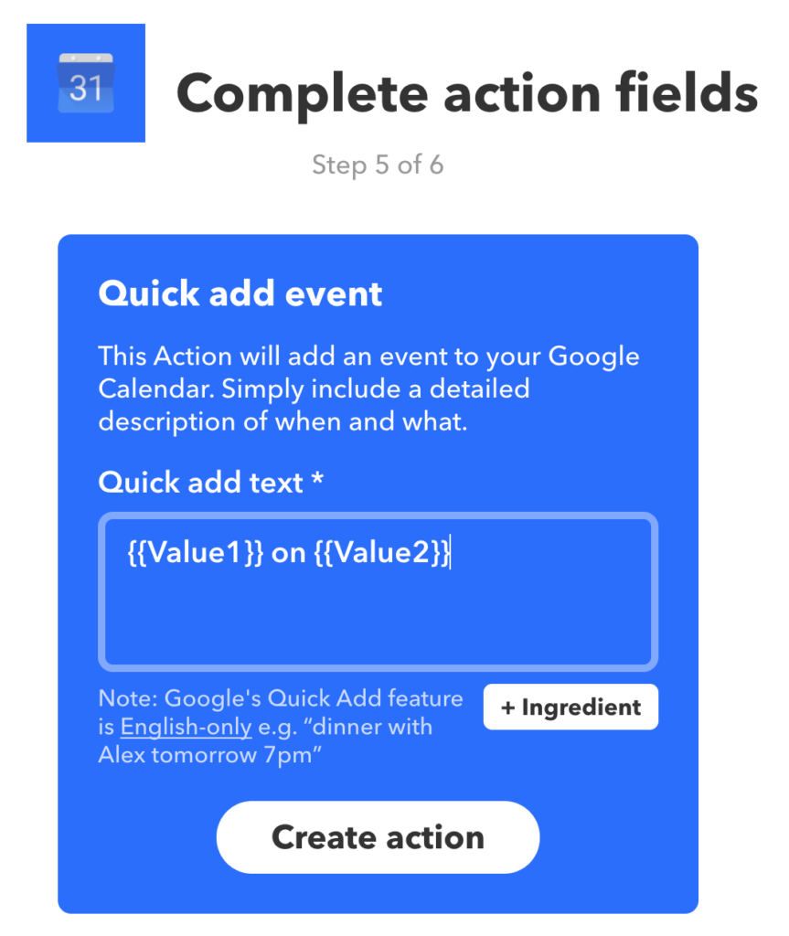 ifttt-fill-action-values
