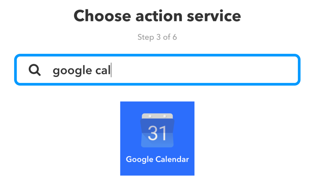 How to Add Events to Google Calendar with IFTTT - Formidable