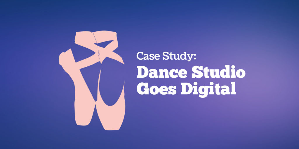 Case Study: Dance Studio Goes Paperless with online payment and registration form