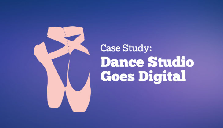 Case Study: Dance Studio Goes Paperless with Online Registration