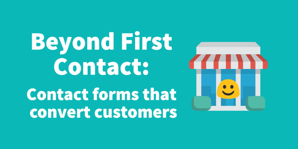 WordPress Contact Forms for marketing automation