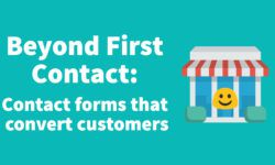 3 steps to Marketing automation with WordPress contact forms