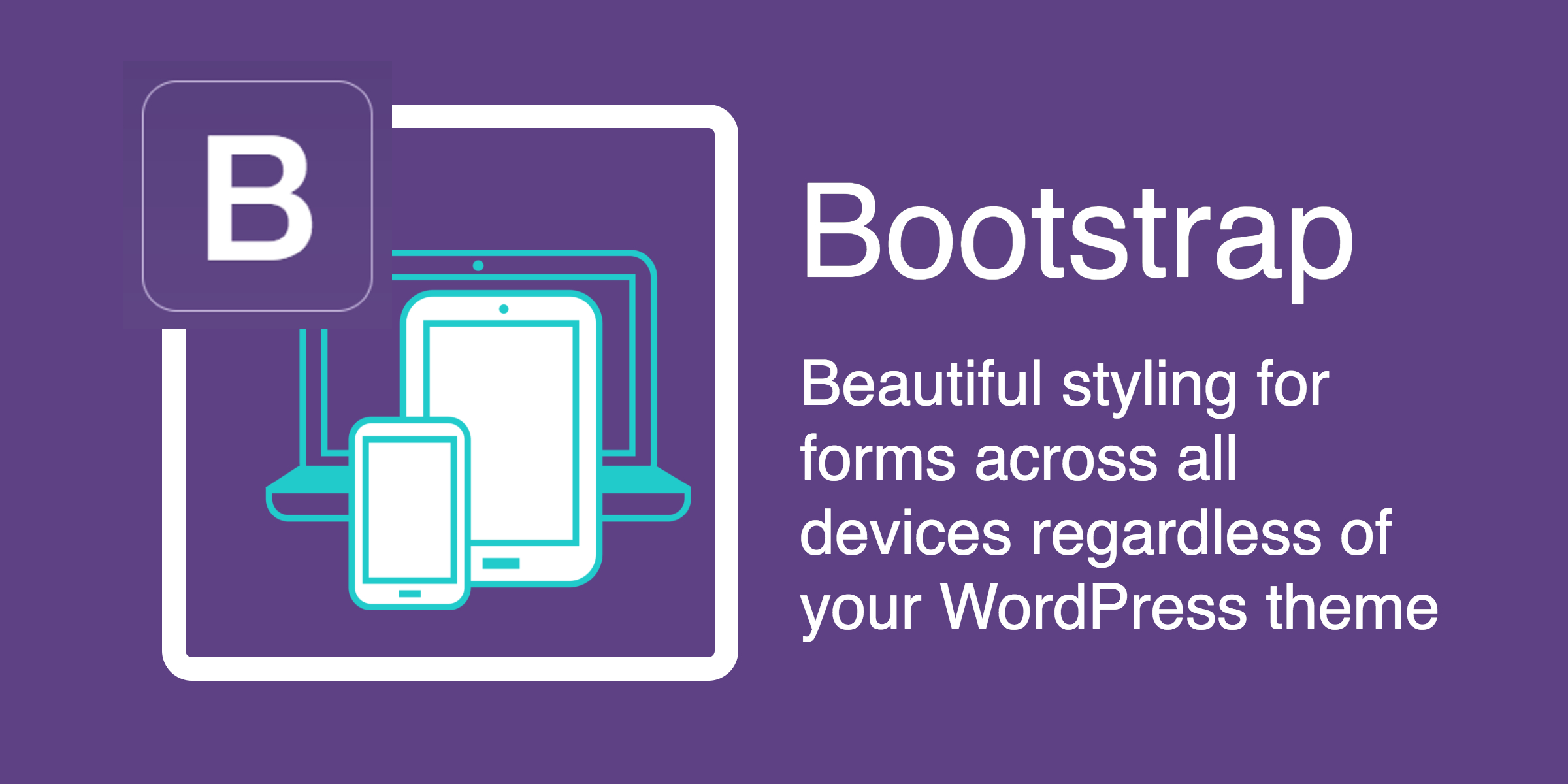 A bootstrap contact form with any wordpress theme formidable forms falaconquin