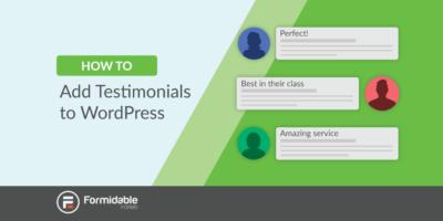 How to add testimonials in WordPress