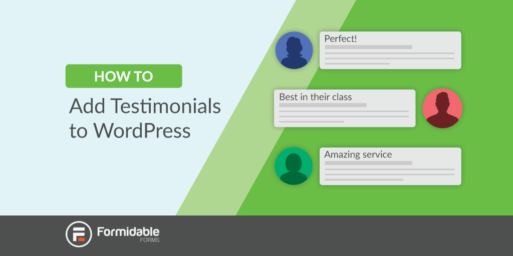 How to add testimonials in WordPress