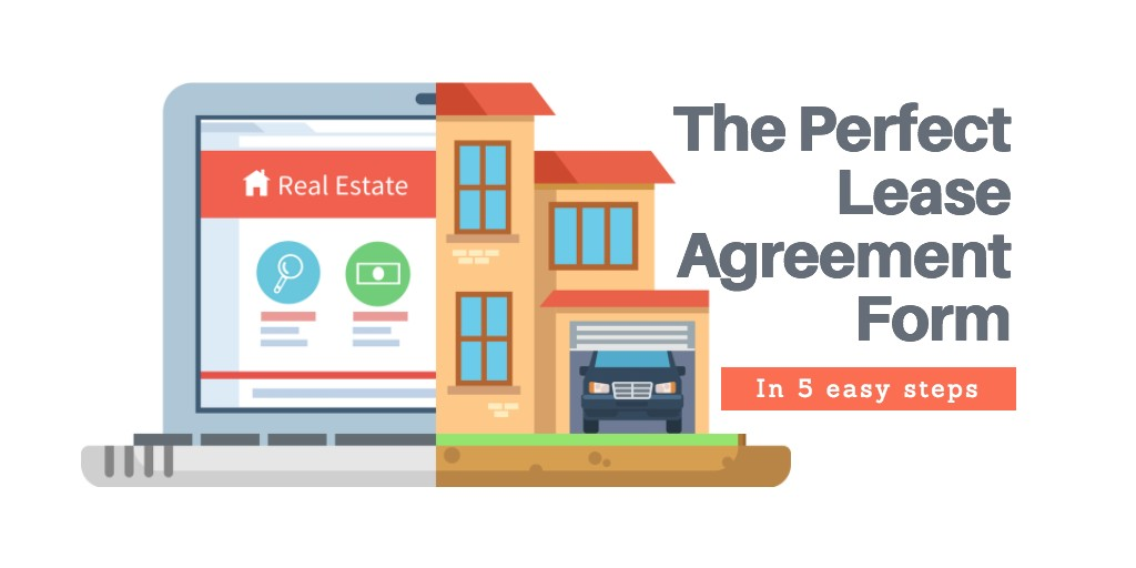 5 Easy Steps To The Perfect Online Lease Agreement Form Formidable