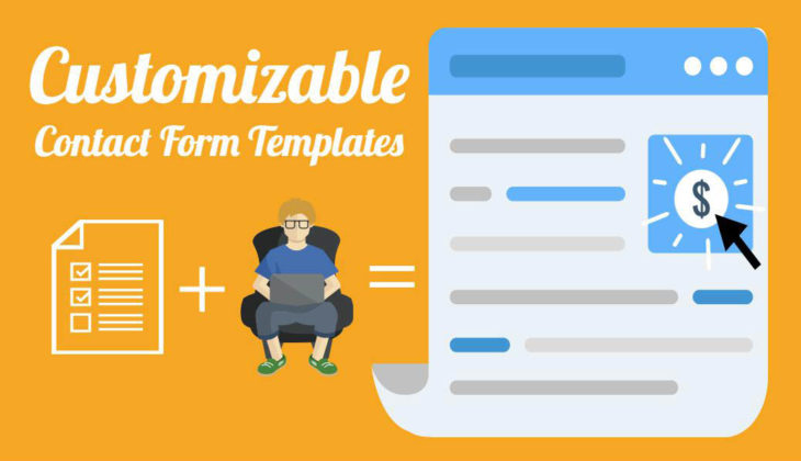 From WordPress Contact Form Template to Something Uniquely You