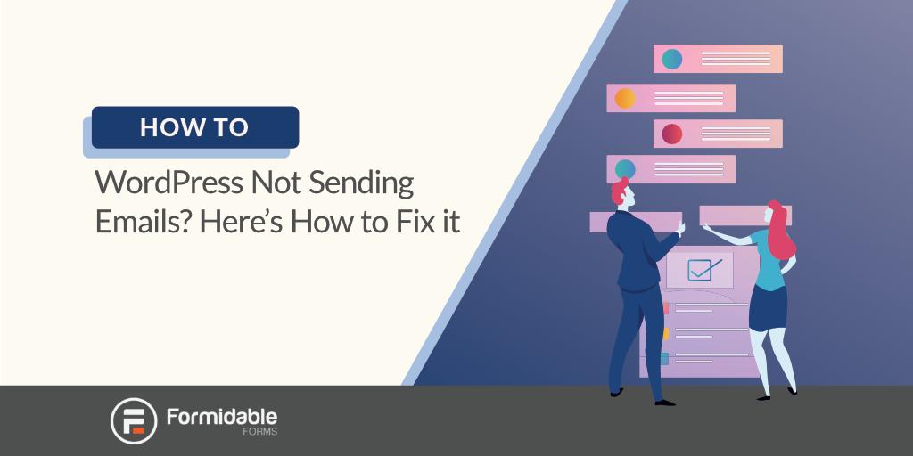 WordPress Not Sending Emails