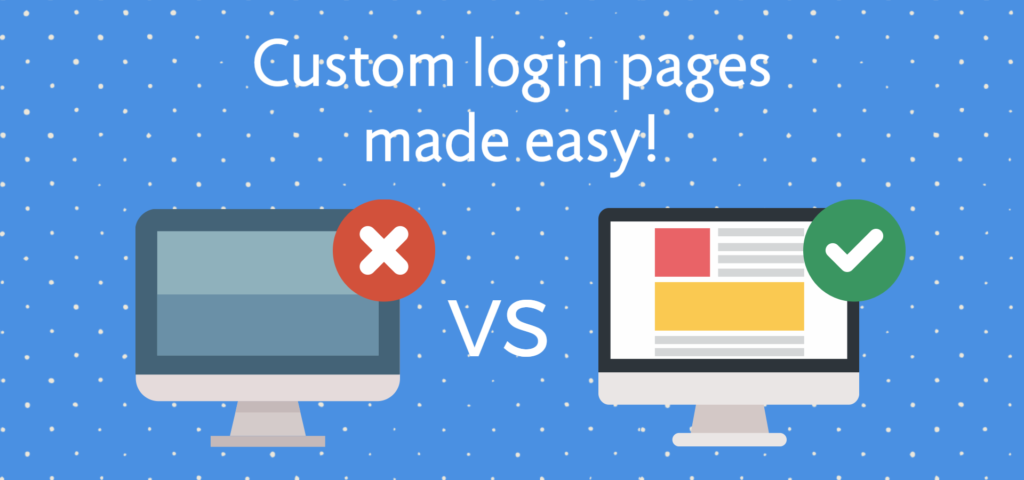 Build a WordPress custom login page