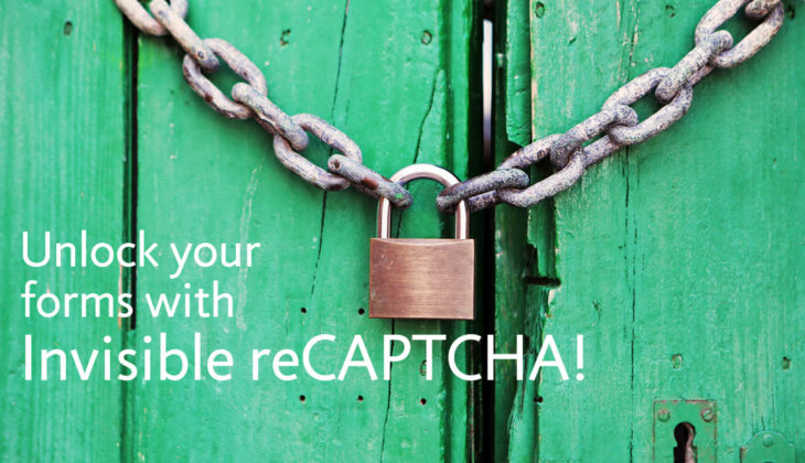 WordPress Anti Spam Captchas Have Gone Invisible