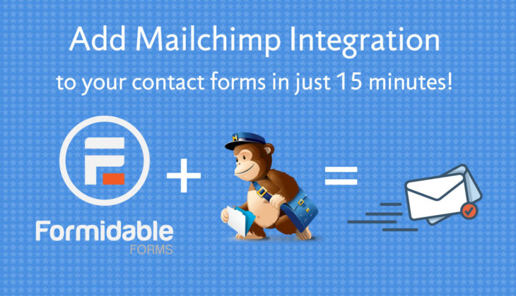 How to make a MailChimp contact form for WordPress