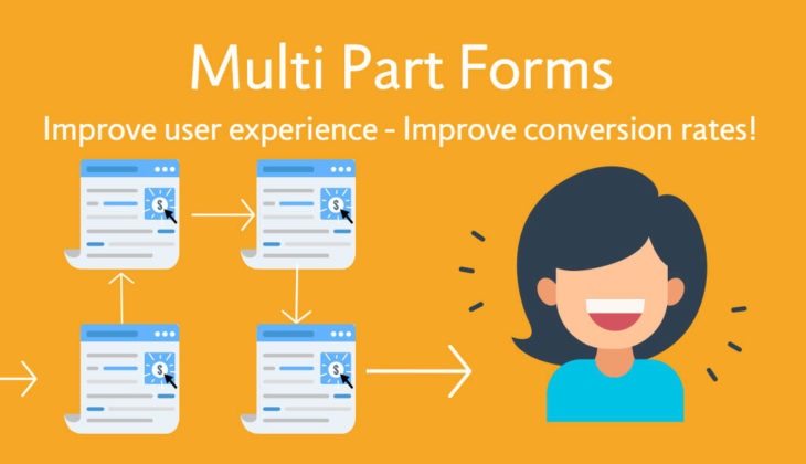 How to Create a Multi-part form in WordPress
