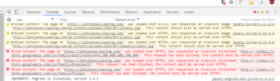 How to tell if a website is secure after redirect http to https