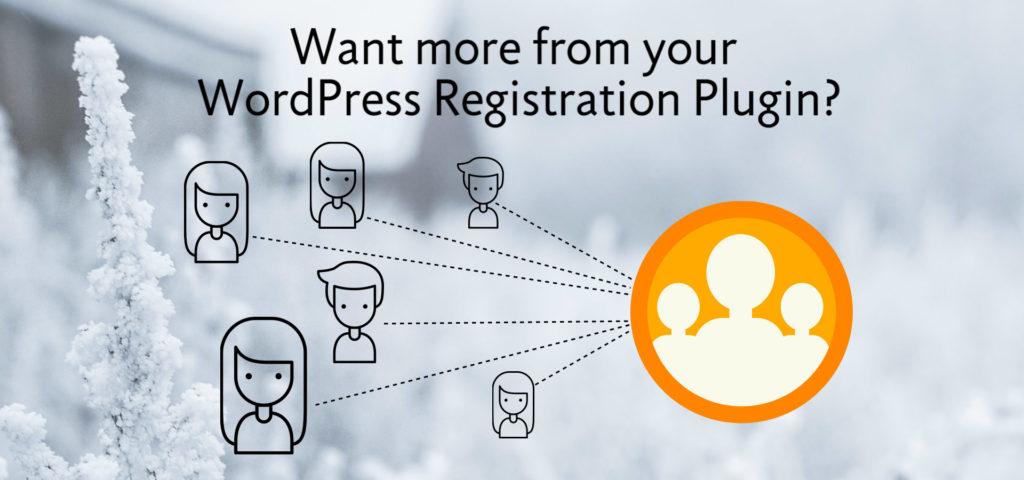WordPress registration plugin for login and registration
