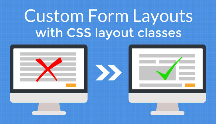 How to create WordPress forms with a custom form layout