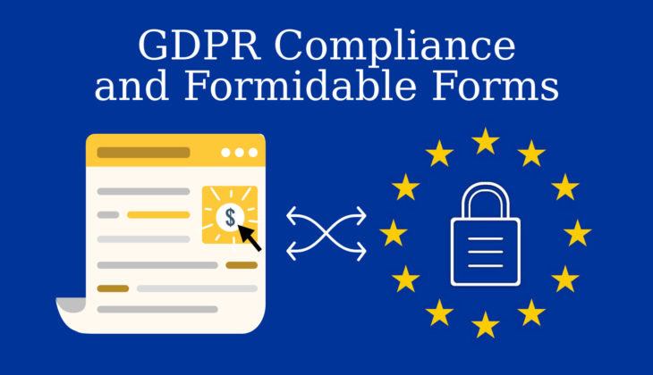 How to make GDPR Compliant WordPress forms