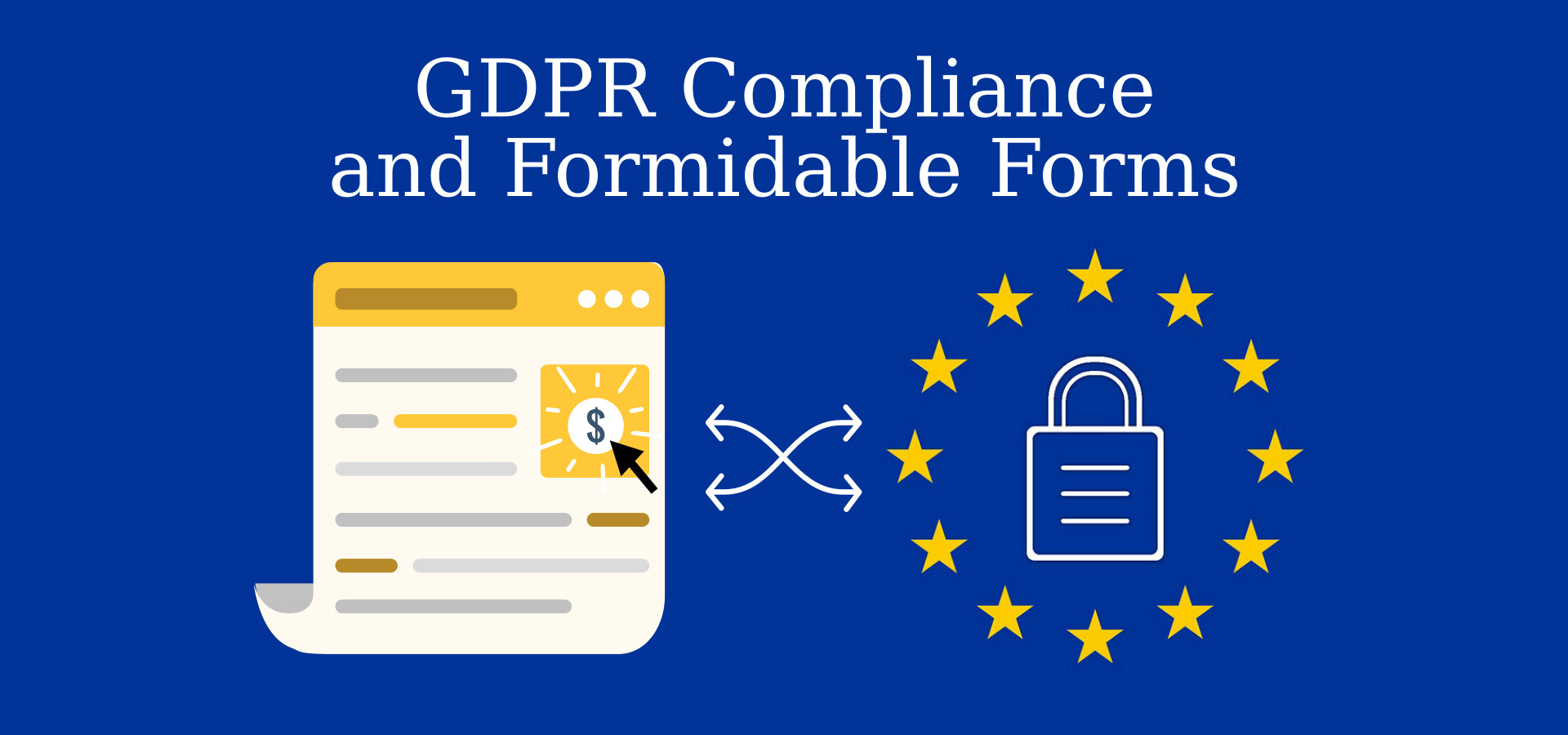 How To Make Gdpr Compliant Wordpress Forms Formidable Forms