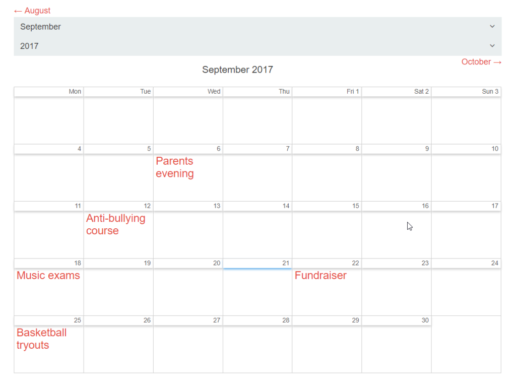 How to Build a WordPress Event Calendar from User Submissions