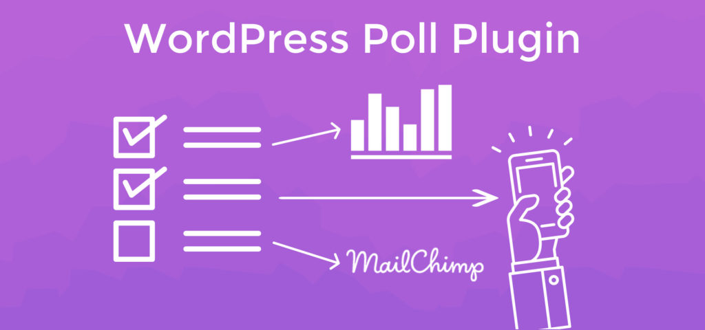 WordPress poll plugin builder