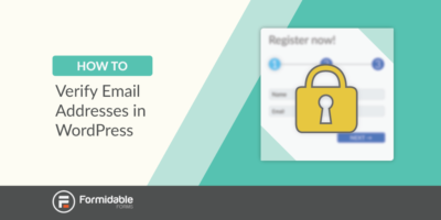 How to verify email addresses in WordPress