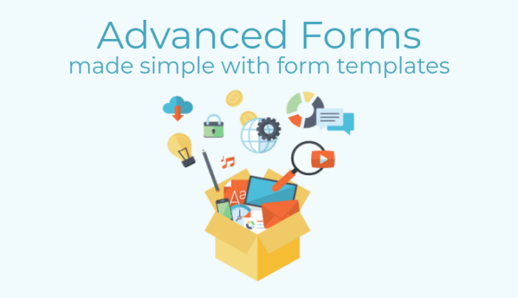 Introducing our newest online form templates