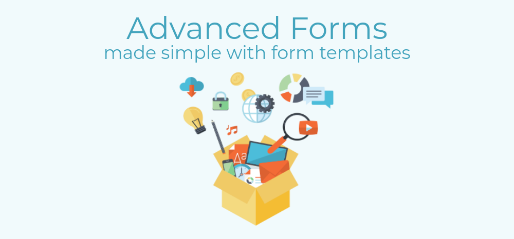 WordPress online form templates