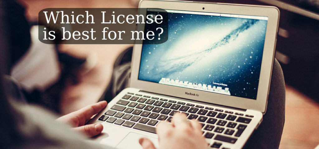 which form builder license is best for me?