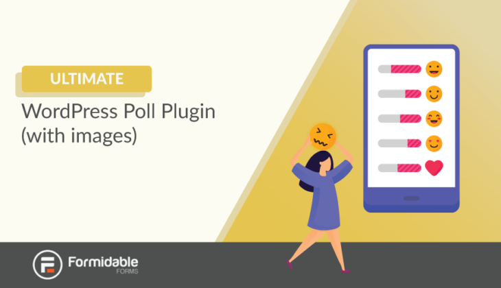 WordPress poll plugin with images
