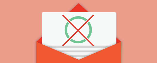 Protect yourself from spam filters