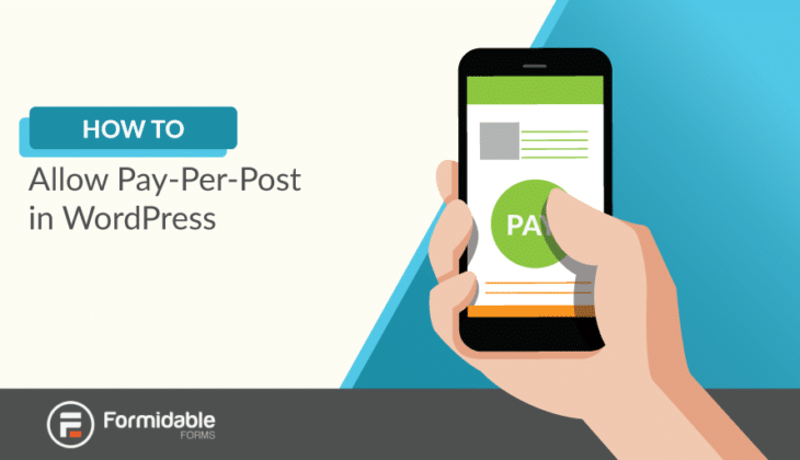 Pay-per-post WordPress