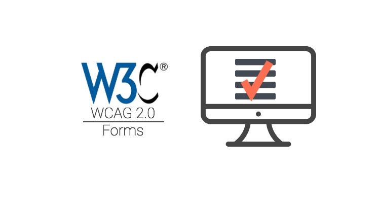 WCAG accessible forms