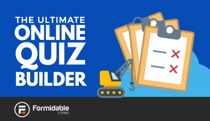 The Ultimate Online Quiz Builder