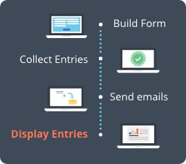 Wordpress forms plugin and application builder