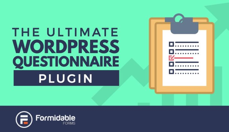 The Ultimate WordPress questionnaire plugin