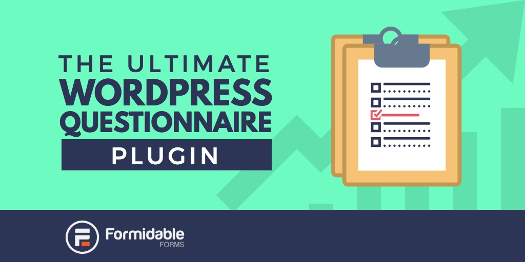 The best WordPress questionnaire plugin
