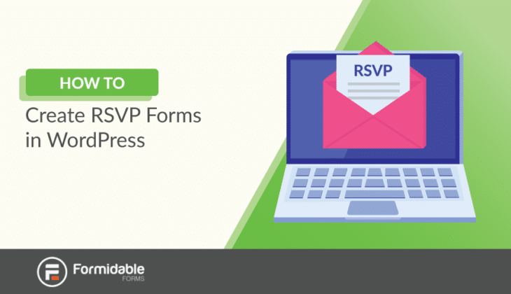 how to create rsvp forms in WordPress