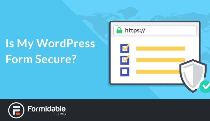 Is My WordPress Form Secure?