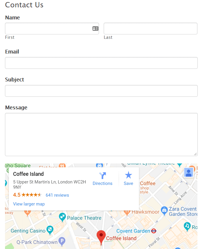 How to Add Google Maps to Wordpress Forms - Formidable Forms Google Map Contact on contact bing maps, contact microsoft, contact icons, contact apple,