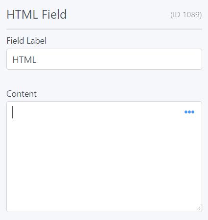 insert image html to form