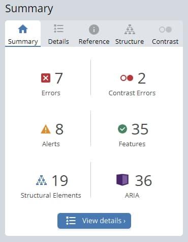 Jotform WCAG Evaluation