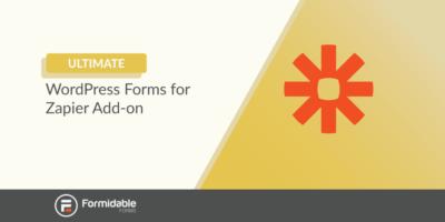 WordPress forms Zapier