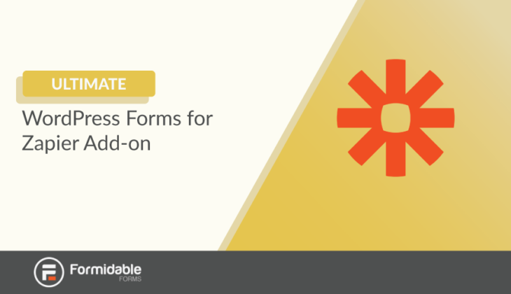 WordPress forms Zapier