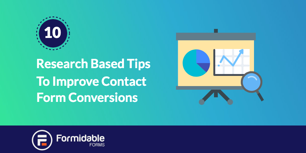 10 Research Based Tips to Improve Contact Form Conversions