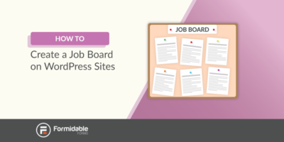 how to create a job board on WordPress-sites